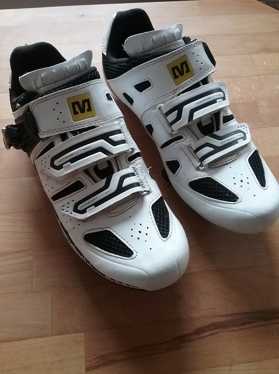 Mavic Schuhe 42 neuwertig