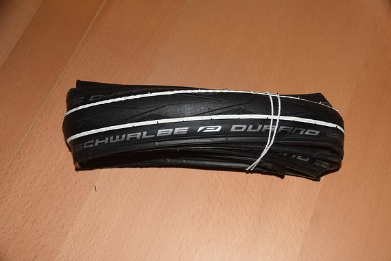 Schwalbe Durano 25x700 Reifen Rennrad schwarz weiß inkl. Versand