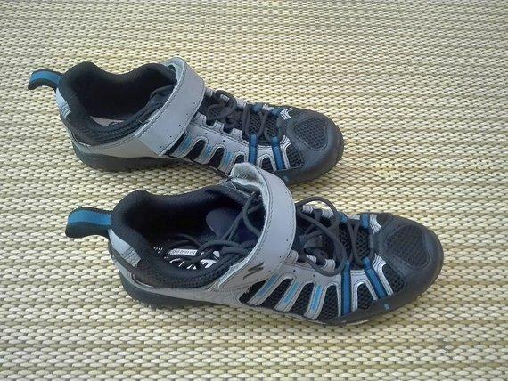 Specialized Tahoe Sport MTB Schuh Gr. 40 -  grau/blau