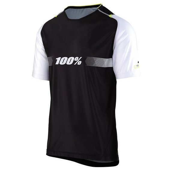 100% Celium SOLID Jersey One Hundred Percent Shirt  Gr. M