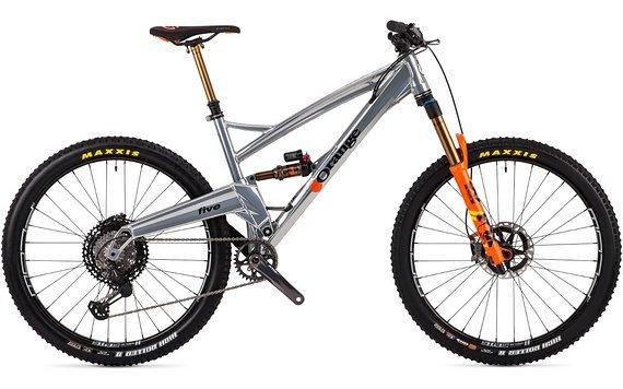 Orange Bikes Five XTR