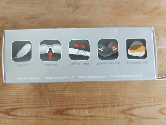 Limar Brille Top Peak Edition Limar brille inkl..2 wechselglass.  Neu