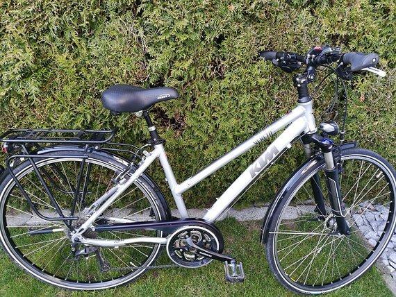 KTM Veneto 30 Light - Größe 46cm / Trecking Rad / Damenrad