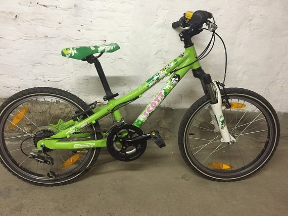 scott contessa kinder mountainbike 20 zoll bikemarkt mtb. Black Bedroom Furniture Sets. Home Design Ideas