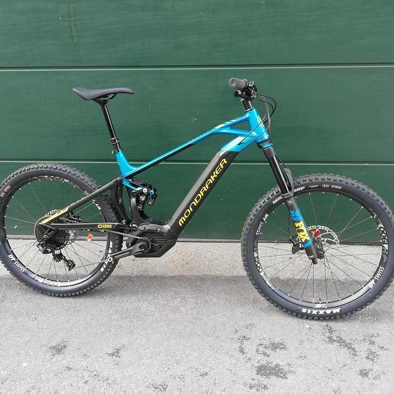 Mondraker E Crafty R+ 2019 Large Neu Price Special