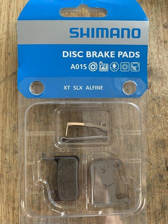 Shimano Disc Brake Pads A01S