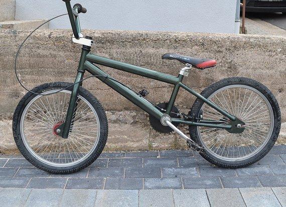 Khe Bikes BMX