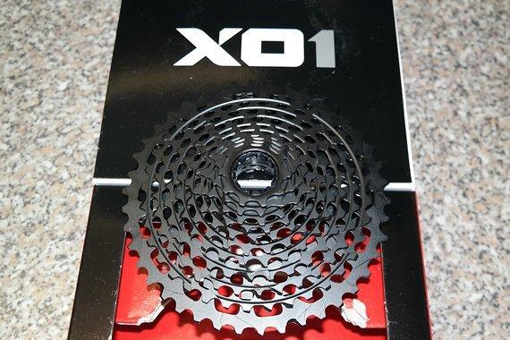 SRAM XG-1195 Kassette X01 11-fach NEU OVP 10-42 nur für XD-Freilauf