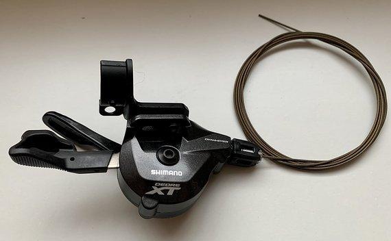 Shimano Shimano XT Schalthebel für 11fach Carbon Schaltung