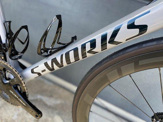 Specialized S-Works Tarmac (size:58) - neues Fahrrad