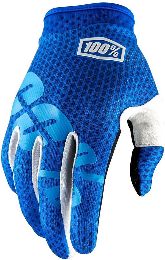 100% iTrack YOUTH Gloves / Handschuhe Gr. M *NEU*