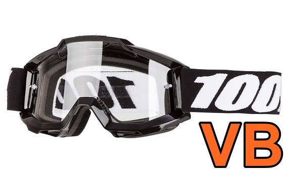 100% Hundertprozent Crossbrille - The Accuri Tornado
