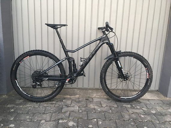 Scott Spark 900 Premium Carbon 2018