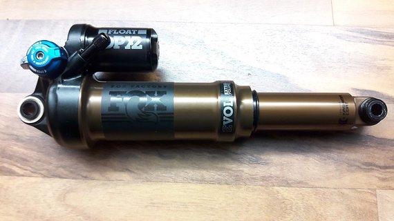 Fox  Racing Shox DPX 2 Factory Kashima 230x60mm mod.19