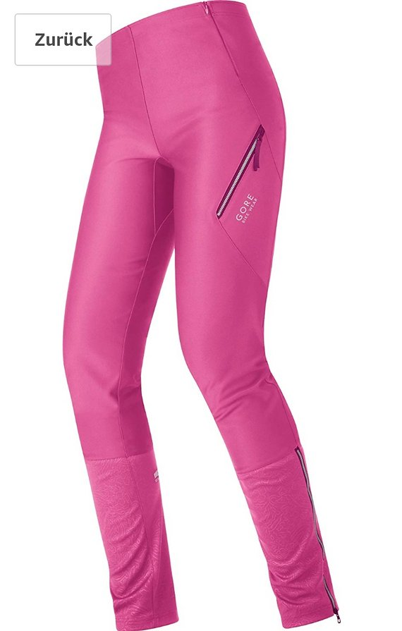 Gore Bike Wear Countdown Softshell Lady - Hot Pink