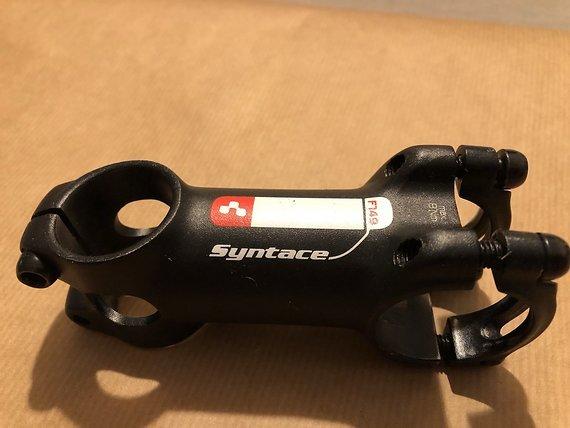Syntace F 149 Vorbau 75mm, schwarz 31,8mm