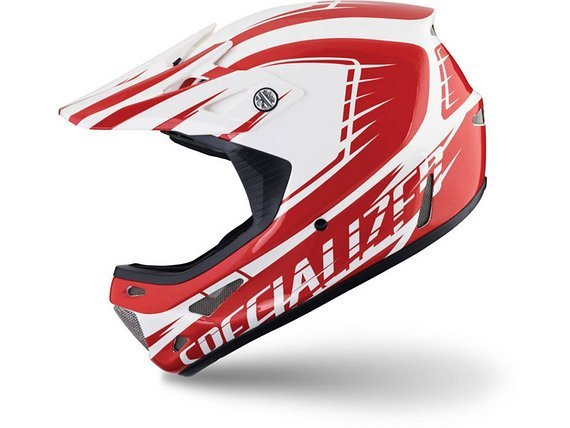 Specialized Dissident Comp RED - Large