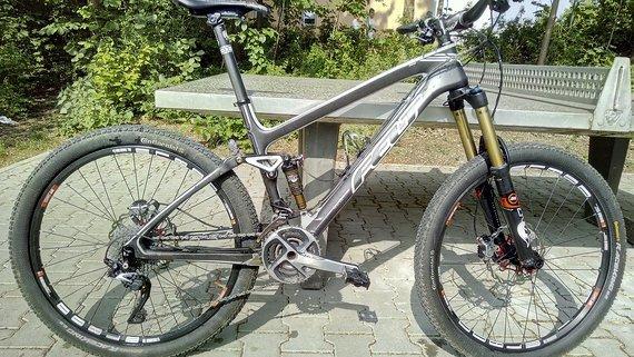 Felt Edict Six Ltd voll Carbon voll XTR