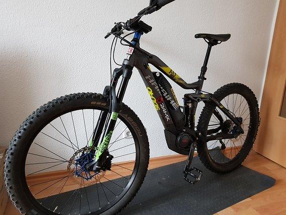 Haibike Sduro Fullseven 6.0 Lt 2018 Gr. M (44Cm) Fully 27.5 E-Bike