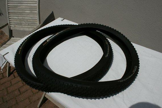 Continental Cross King RaceSport MTB-Faltreifen - 27.5x2.2 Zoll