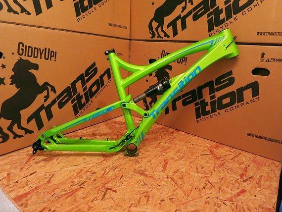 """Transition Bikes Transition Covert Carbon NEU - Größe L - 26"""" und 27,5"""""""