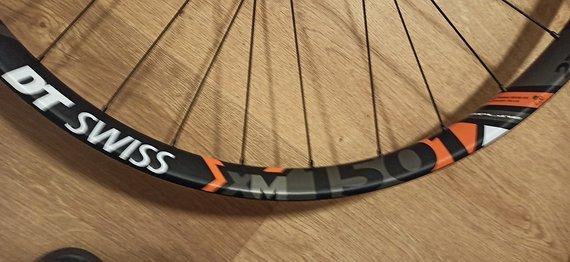 """DT Swiss NEU! XM 1501 Spline Vorderrad 27,5""""x40, 584x40, 650B"""