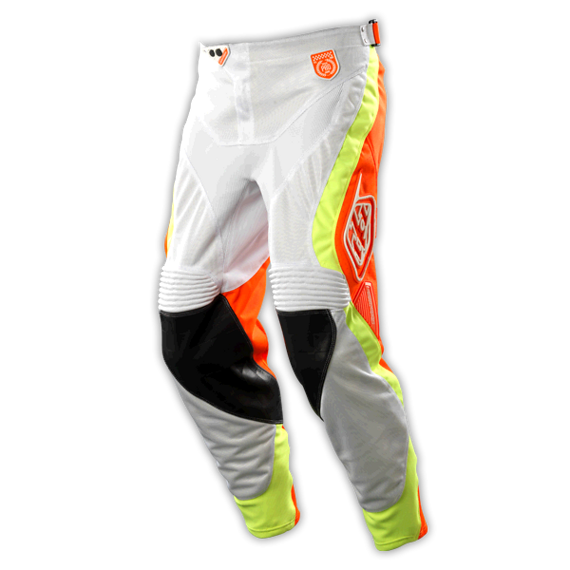 Troy Lee Designs SE Pro Pant Corse White/Orange Gr. 32 *NEU*