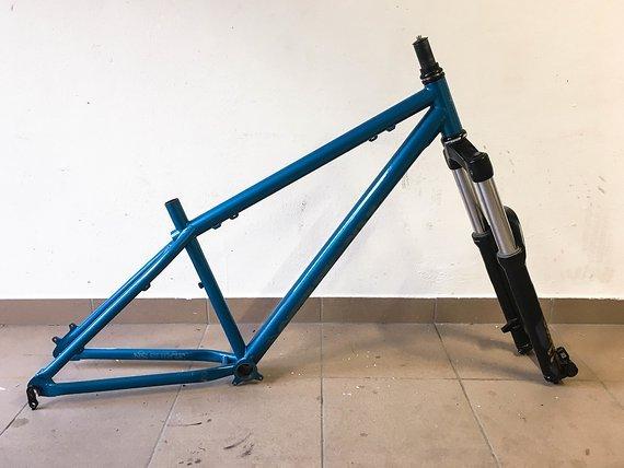 NS Bikes Surge 2009 M Rahmenset