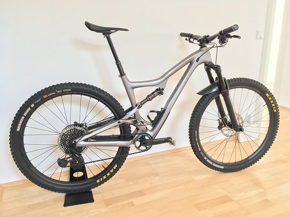 Ibis Cycles Ripley LS 2018 Large, NP = 10.000,- EUR, 12,2kg