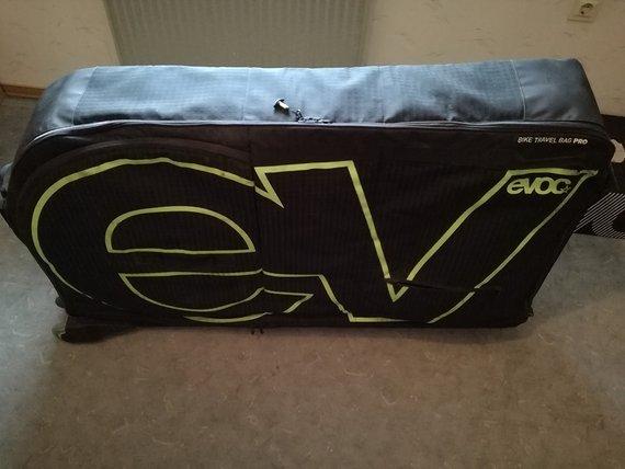 Evoc Bike Travel Bag Pro Mod. 2018