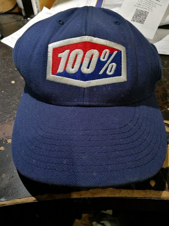 100 % Cap - Flex Fit - Kappe