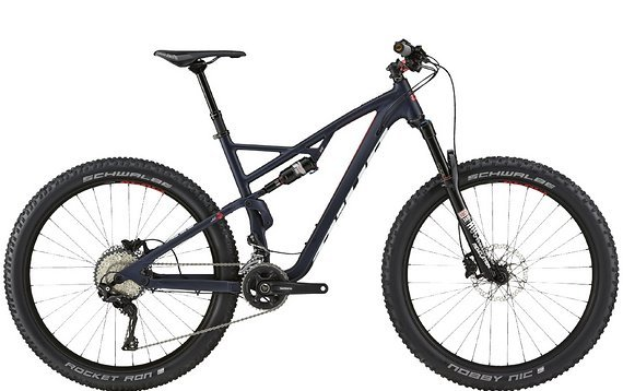 Bixs Kauai 230 Full Suspension 27.5+ Bike UVP 2990