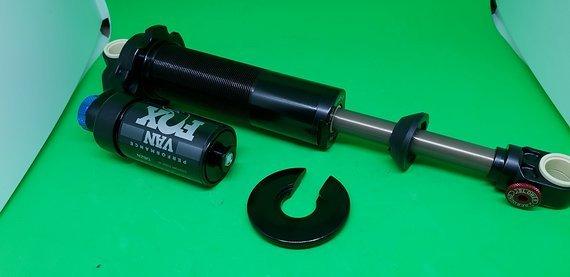 Fox Vanilla LSC Dämpfer Performance 241x76 Black Neu