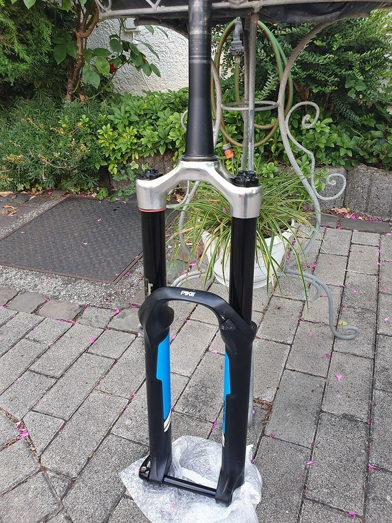 RockShox Pike RCT3 Dual Position Air 160-130 mm Fast suspension Tuning tausch