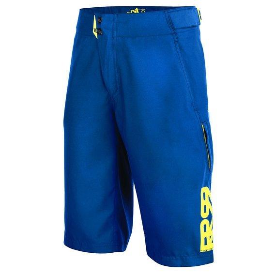 Royal Racing Core Short Navy/Yellow L