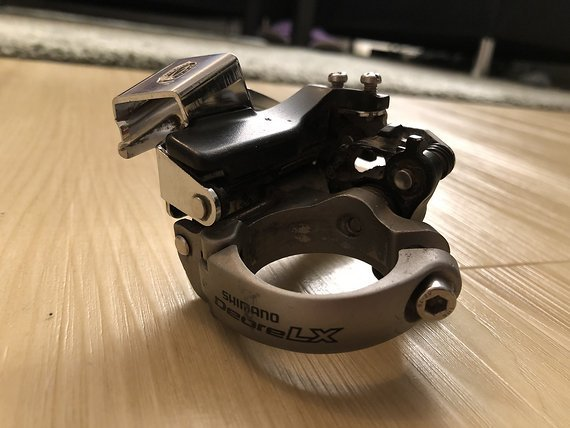 Shimano Deore LX FD-M580A 3-fach Umwerfer dual pull