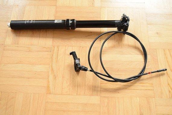 RockShox REVERB Stealth 125 30,9mm 380mm