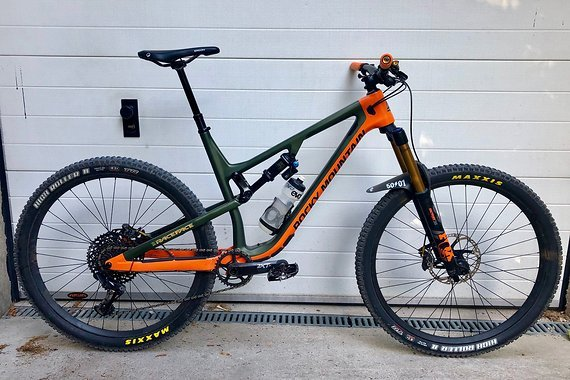 Rocky Mountain Instinct Carbon 90 BC Edition PRICE DROP