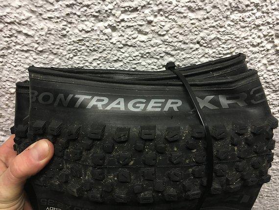 """Bontrager XR3 Team Issue TLR 27,5 x 2,35"""" Reifen neuwertig"""