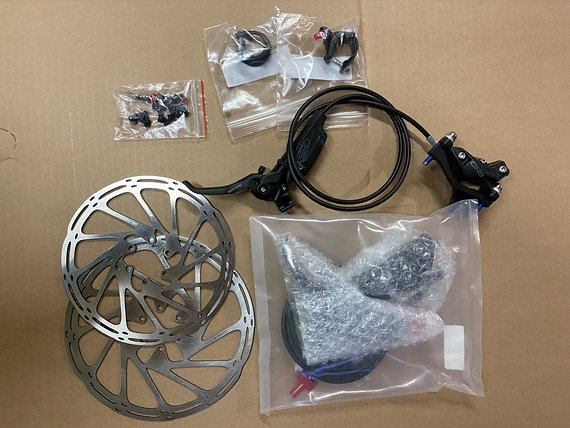 SRAM neues SRAM G2 RSC Bremsenset inkl. Scheiben alles dabei