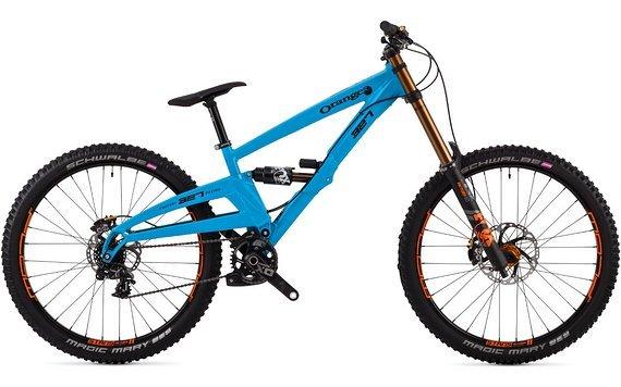 Orange Bikes 327 Factory