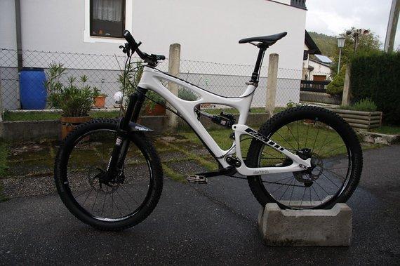 Ibis Cycles Mojo HD Carbon L - VHB - viele neue Teile