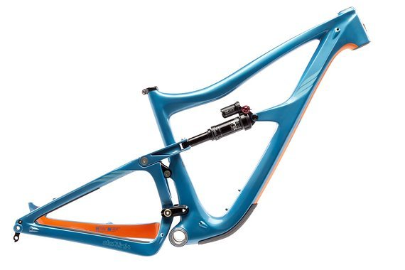 Ibis Cycles Ripmo Frameset Gr. L  Fox X2