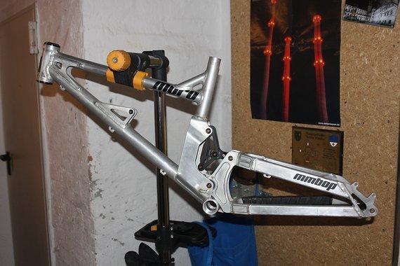 Moro Mmbop 2012 Dh Moro mmbop Downhill Rahmen Größe S/M