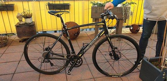 Merida Speeder 200 Fitnessbike 54
