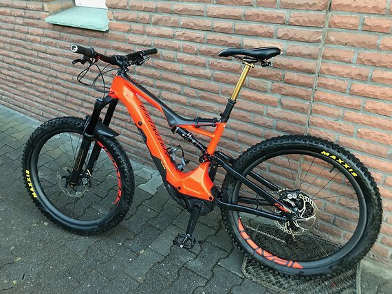 Specialized Turbo Levo Expert Carbon 2018 Größe L