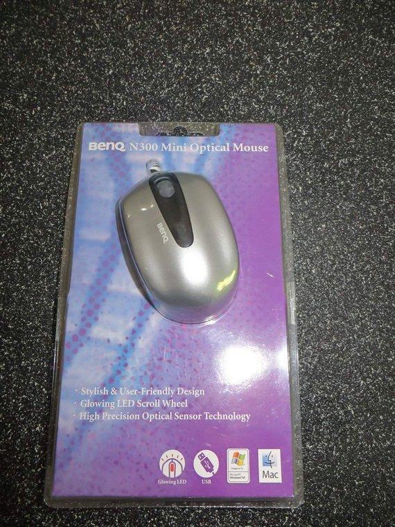 BENQ N300 optische Notebook USB Maus -- NEU!!!