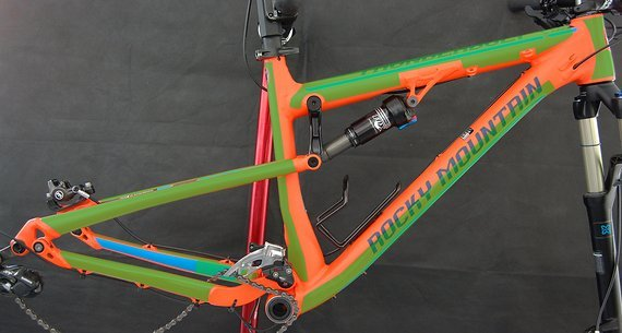 Easy-Wapped! Bike Lackschutz Rocky Mountain Thunderbolt AL 730
