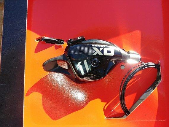 SRAM XO Trigger Schalthebel 11fach schwarz