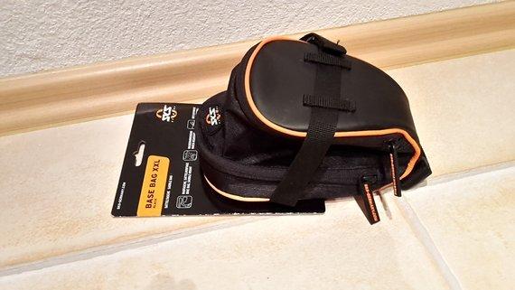 SKS Satteltasche/Werkzeugtasche BASE BAG XXL schwarz